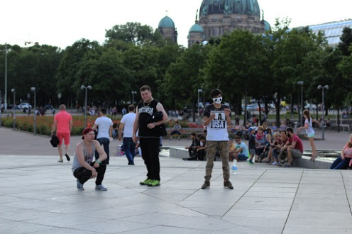 That time when we went in Berlin
